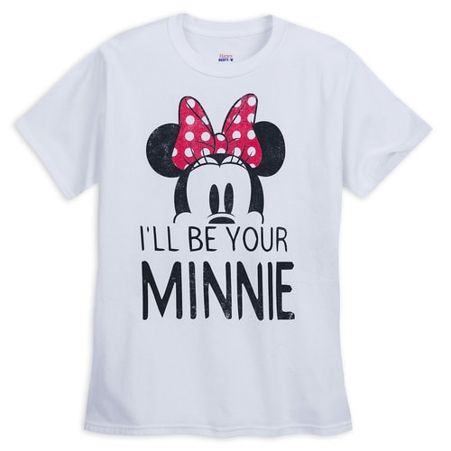 Minnie Mouse I Ll Be Your Minnie Couples T Shirt For