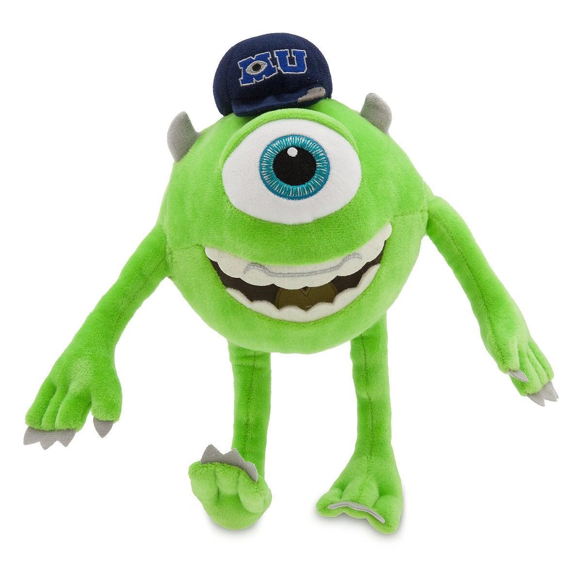 mike wazowski plush small monsters university shopdisney