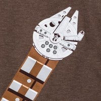 Image of Chewbacca Bandolier T-Shirt for Men # 2