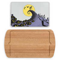 Image of The Nightmare Before Christmas Chopping Board # 2