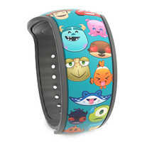 Image of PIXAR Emoji MagicBand 2 - Limited Release # 1