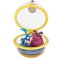 Image of Pain and Panic Disney Duos Sketchbook Ornament - Hercules - April - Limited Release # 2
