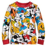 Image of Mickey Mouse and Friends PJ PALS for Boys # 3