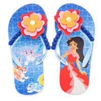 Image of Elena of Avalor Flip Flops for Kids # 2