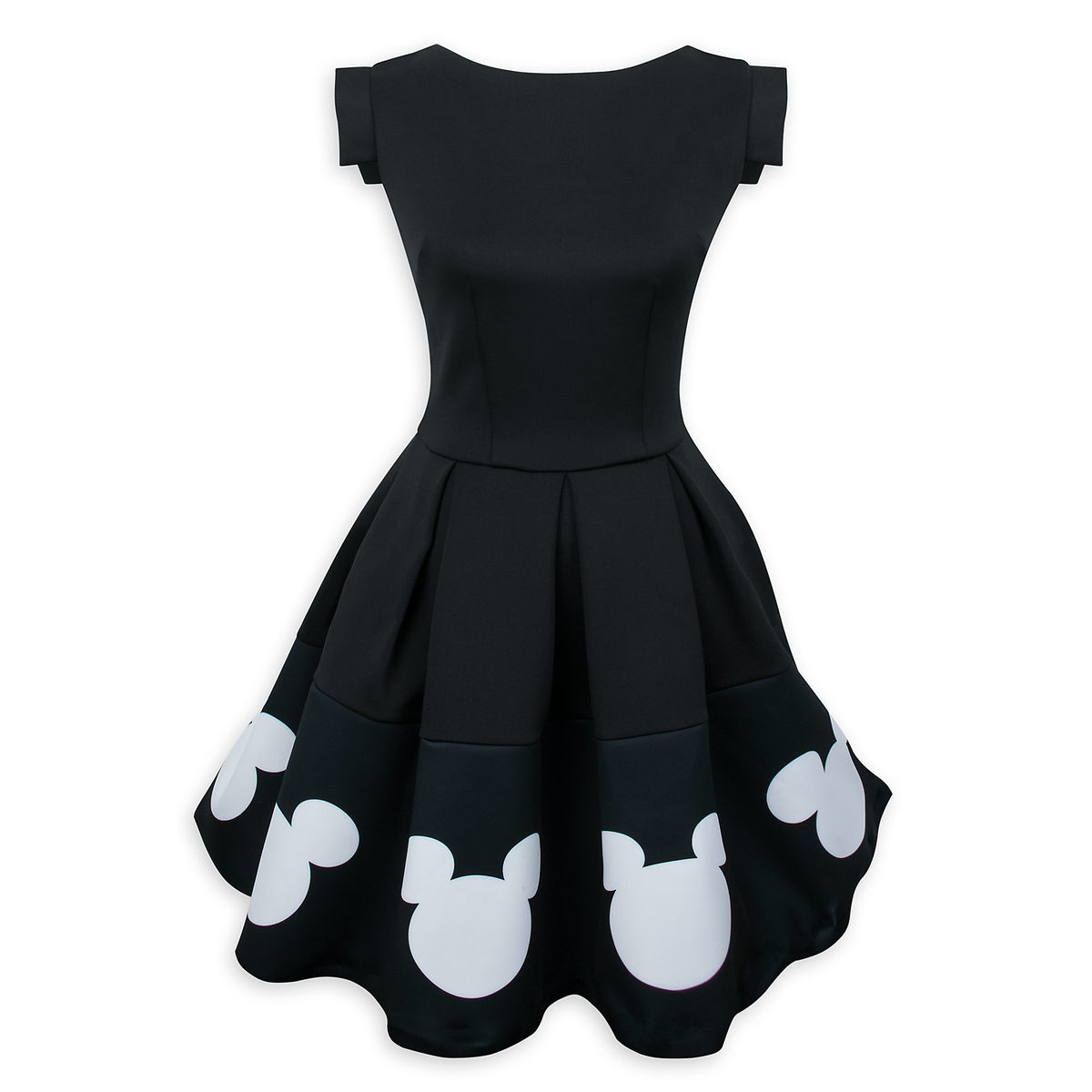 mickey mouse icon dress for women by sugarbird