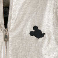 Image of Mickey The True Original Varsity Jacket for Women - Gold Collection # 5