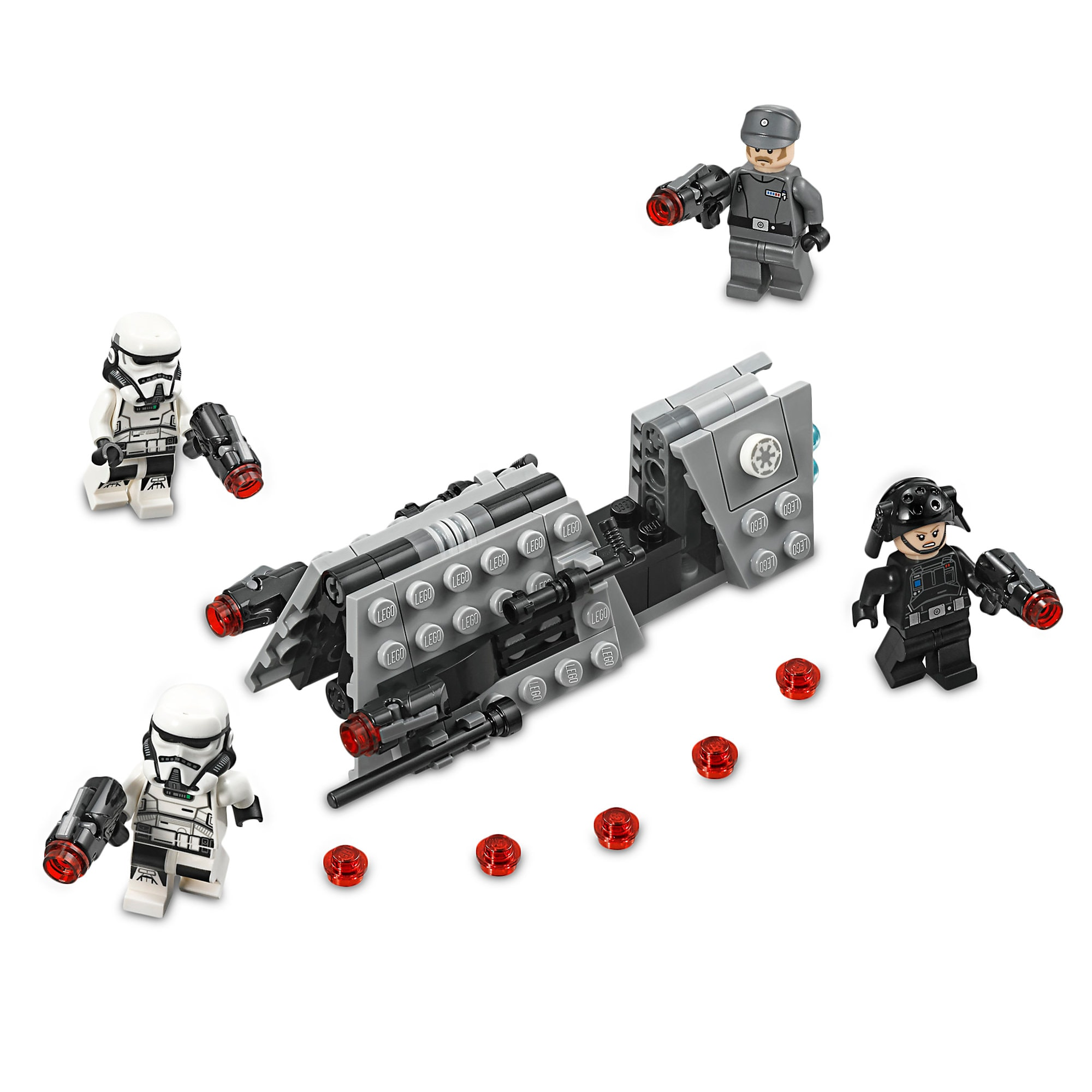 Imperial Patrol Battle Pack by LEGO - Solo: A Star Wars Story