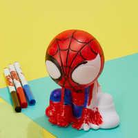 Image of Spider-Man Coloring Figure Set for Kids # 3