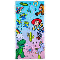 Image of Toy Story Beach Towel - Personalizable # 1