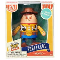 Image of Woody Shufflerz Walking Figure - Toy Story # 1
