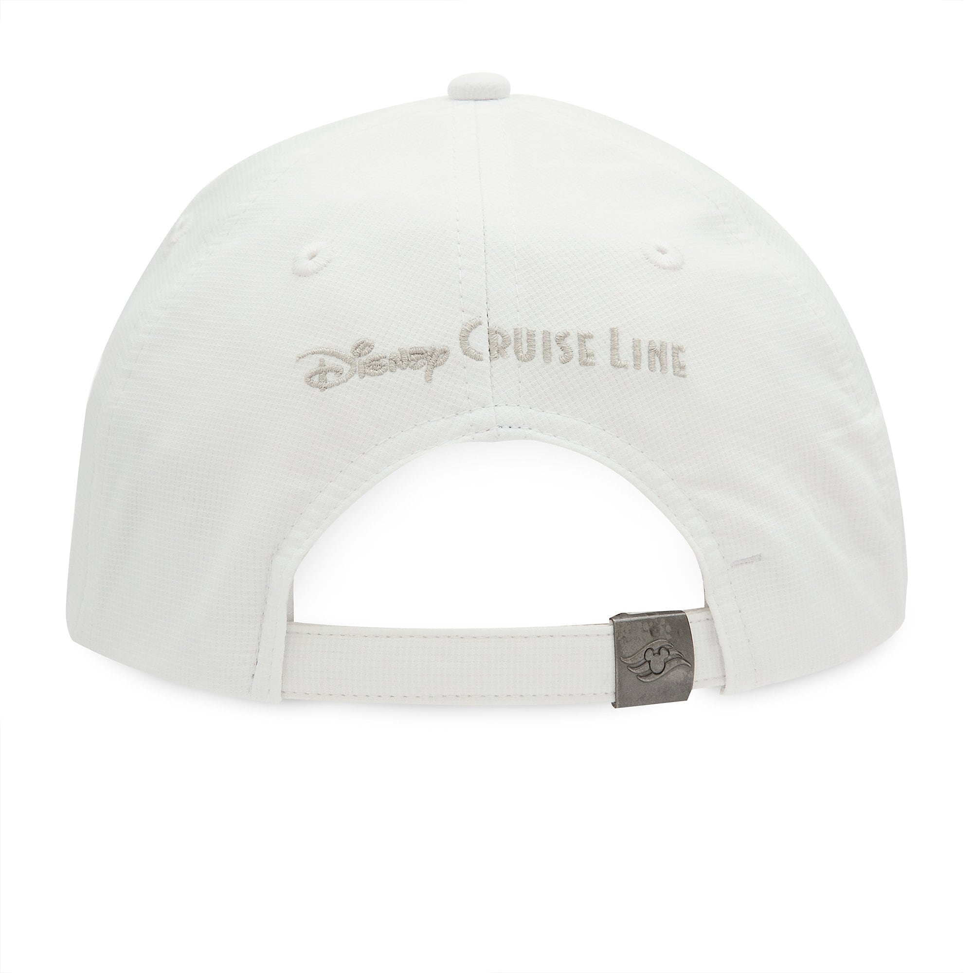promo code e22c5 8affc ... aliexpress disney cruise line baseball hat for adults white 37c3d a1c32