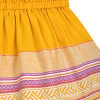 Image of The Lion King Woven Skirt Dress for Girls # 4