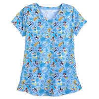 Image of Mickey Mouse and Friends T-Shirt for Women - Disneyland 2019 # 1