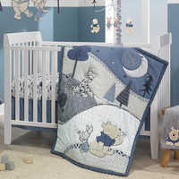 Image of Winnie the Pooh Crib Bedding Set by Lambs & Ivy # 2