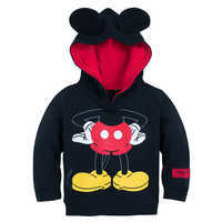 Image of I Am Mickey Mouse Pullover Hoodie for Baby # 1