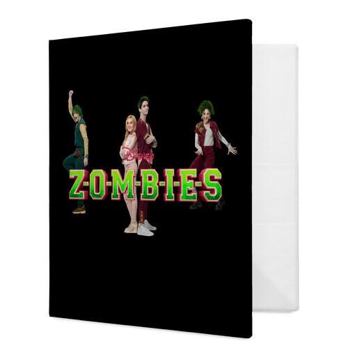 Zombies Addison Zed Amp Zombies Binder Customizable