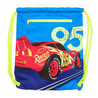 Image of Lightning McQueen Swim Bag # 1