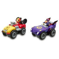 Mickey Mouse Deluxe Racetrack - Mickey and the Roadster Racers