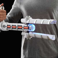 Image of Force FX Riot Control Baton - Star Wars: The Black Series # 8