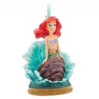 Ariel Singing Sketchbook Ornament