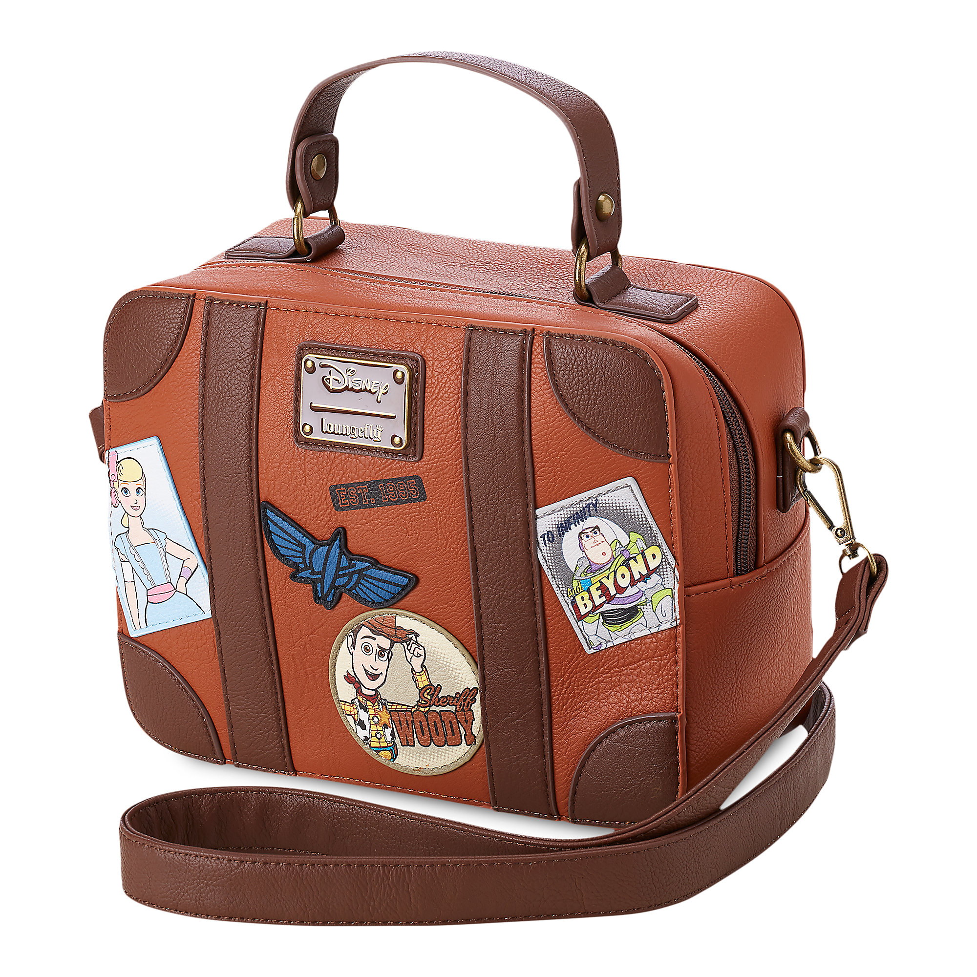 Toy Story 4 Crossbody Bag by Loungefly