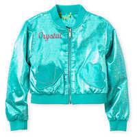 Image of Ariel Varsity Jacket for Girls - Personalized # 1