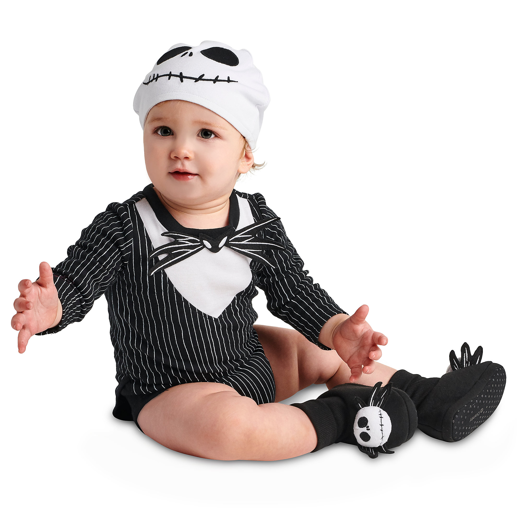 Jack Skellington Costume Collection for Baby