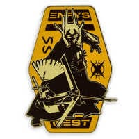 Image of Enfys Nest Pin - Solo: Star Wars Story # 1