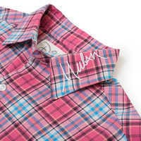 Image of Mulan Flannel Shirt for Adults by Cakeworthy # 3