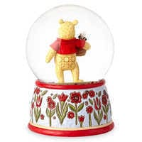 Image of Winnie the Pooh 'Silly Old Bear' Snowglobe - Jim Shore # 2
