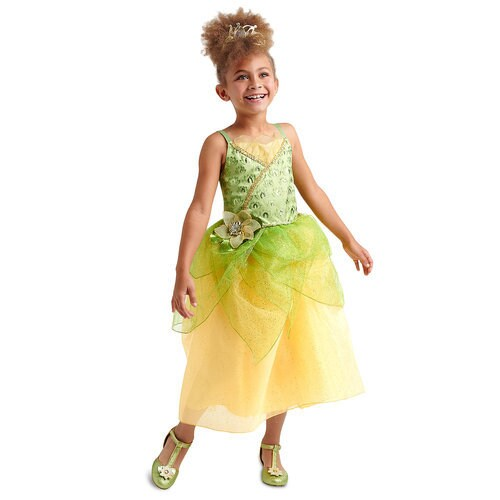 Tiana Costume Collection for Kids - The Princess and the Frog