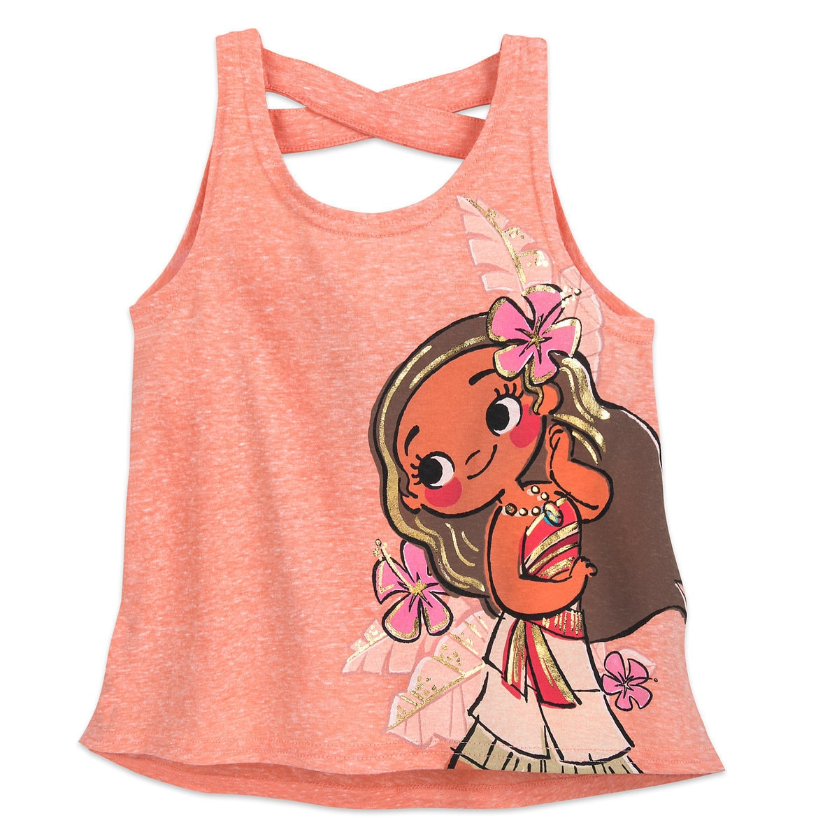 Product Image of Moana Fashion Swing Tank Top for Girls # 1