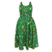 Image of Enchanted Tiki Room Sundress - Women # 1