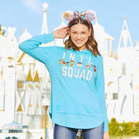Image of Disney it's a small world Pullover Hoodie for Women # 2