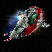 Image of Slave I - 20th Anniversary Edition Play Set by LEGO - Star Wars # 2