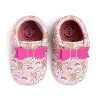Image of Bo Peep Moccasins for Baby by Freshly Picked # 4