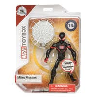 Image of Spider-Man Miles Morales Action Figure - Marvel Toybox # 5
