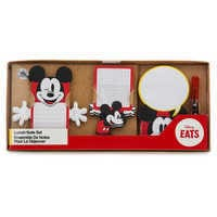 Image of Mickey Mouse Lunch Note Set - Disney Eats # 3