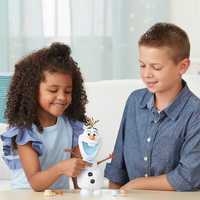 Image of Olaf Snack-Time Surprise Figure - Olaf's Frozen Adventure # 2