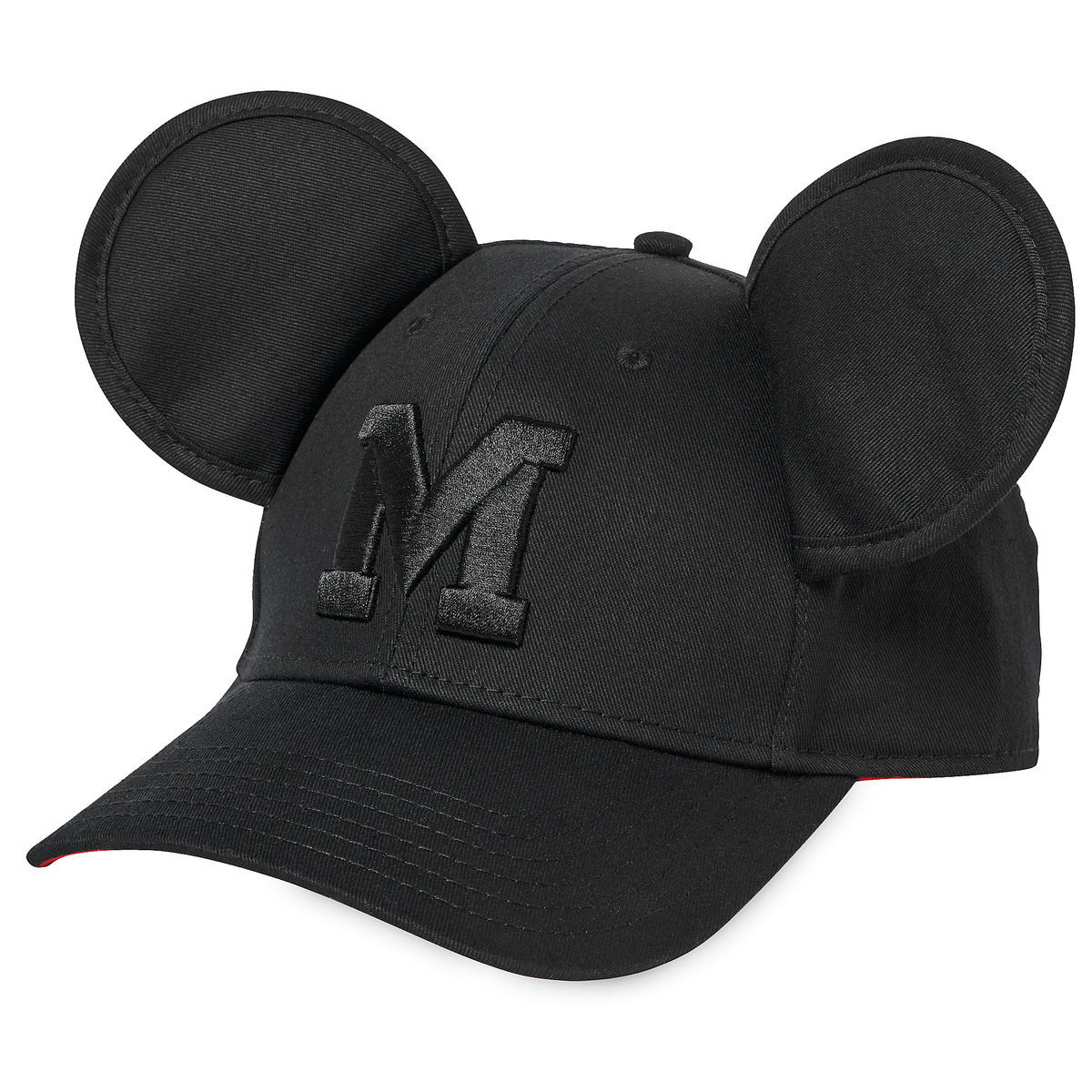 Product Image of Mickey Mouse Baseball Ear Cap for Adults   2 9237967cb6b5