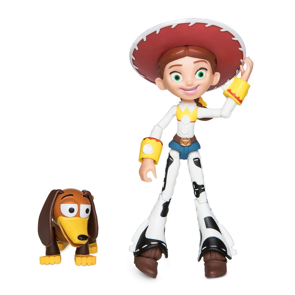 Jessie Action Figure - Toy Story 4 - PIXAR Toybox Official shopDisney