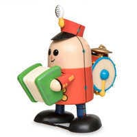 Image of Tinny Shufflerz Walking Figure - Toy Story 4 # 4
