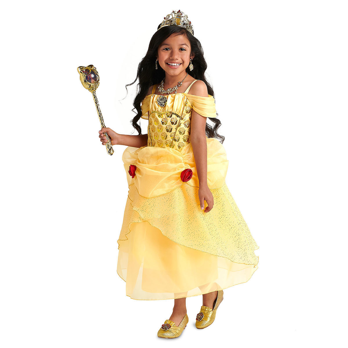Belle Costume Collection For Kids Shopdisney