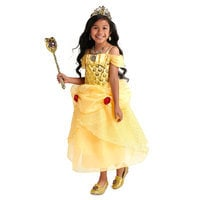 Image of Belle Costume for Kids - Beauty and the Beast # 2