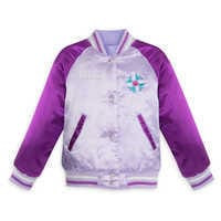 Image of Frozen Varsity Jacket for Girls - Personalizable # 1