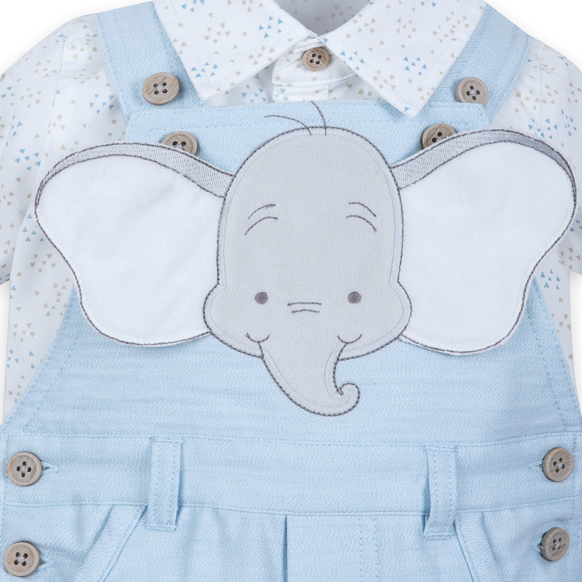 6578799baedae Dumbo Dungaree Set for Baby | shopDisney