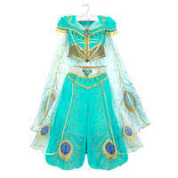 Image of Jasmine Costume for Kids - Aladdin - Live Action Film - Limited Edition # 1