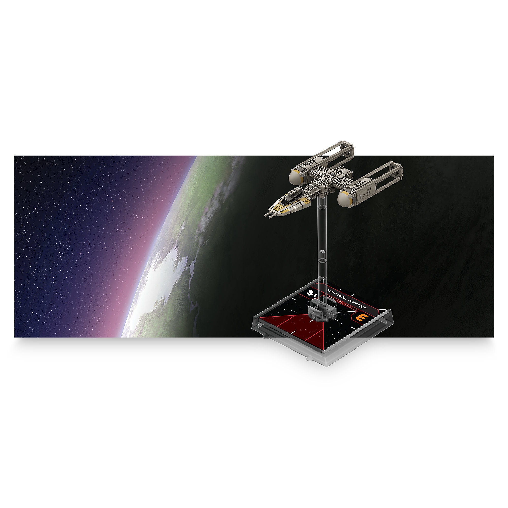Star Wars X-Wing 2nd Edition: BTL-A4 Y-Wing Expansion Pack