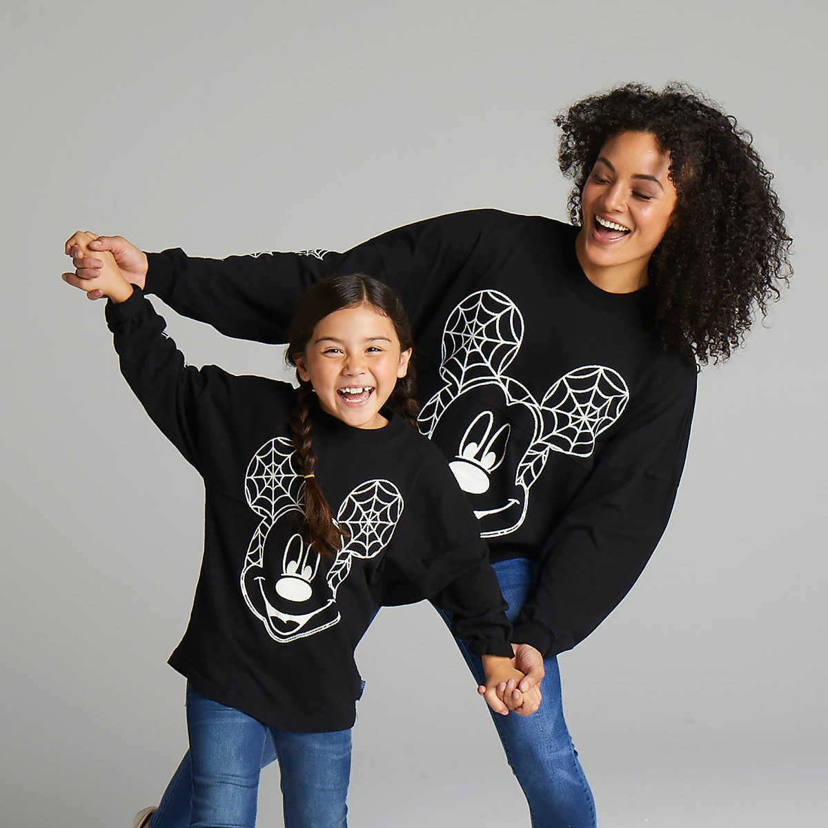 bdca8682 Product Image of Mickey Mouse Halloween Spirit Jersey for Adults # 6