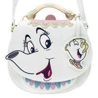 Image of Mrs. Potts Saddle Bag by Danielle Nicole - Beauty and the Beast # 2